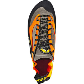 La Sportiva Finale Climbing Shoes Men Brown/Orange